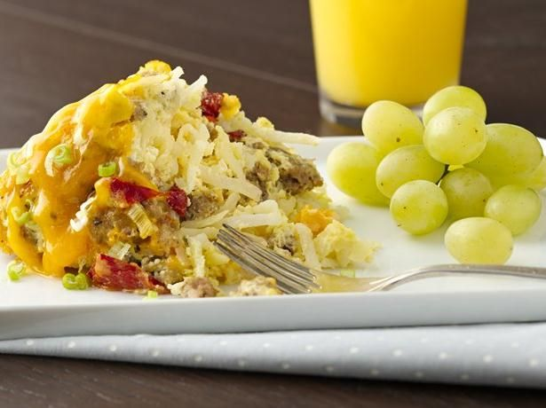 The all-American breakfast bake gets a slow-cooker makeover! This ...