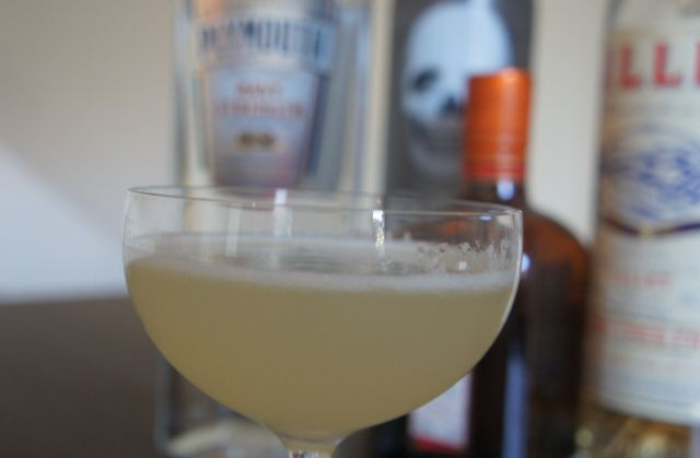 The Original Corpse Reviver #2 Recipe — Dishmaps
