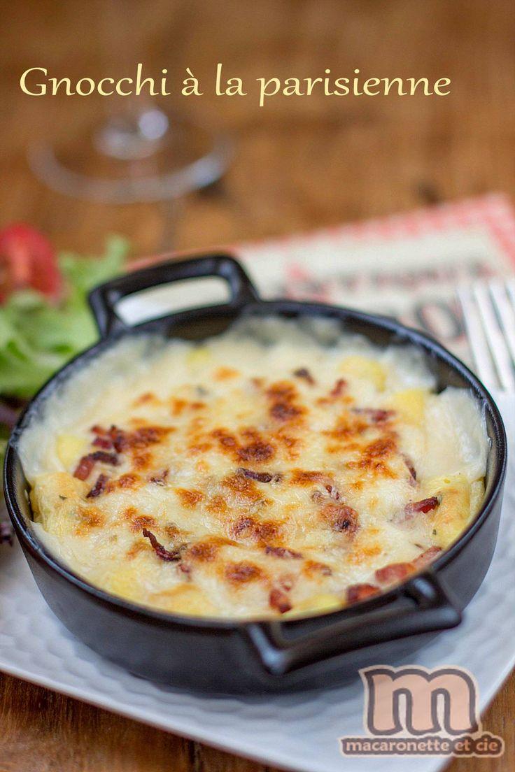 Gnocchis à la parisienne | Cuisine - Blogs de cuisine | Pinterest