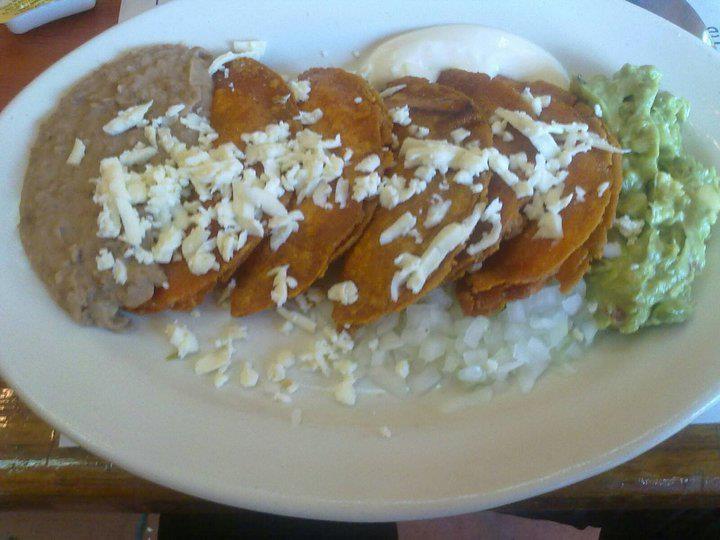 enchiladas potosinas | Food | Pinterest