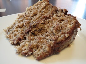 ... in Five Years: Banana Cake (with Nutella or cream cheese frosting