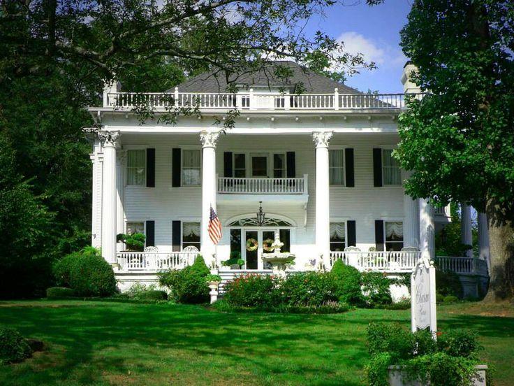 "The ""Charm"" House in Clarkesville, GA"