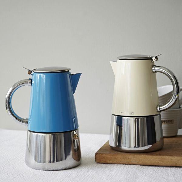 Stove Top Coffee Maker Guide : Stoves: Stove Top Espresso Maker