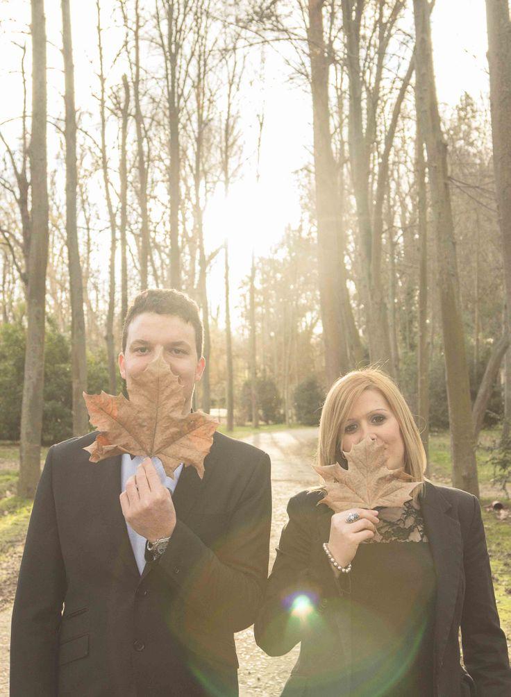 Fotografía originale pre boda
