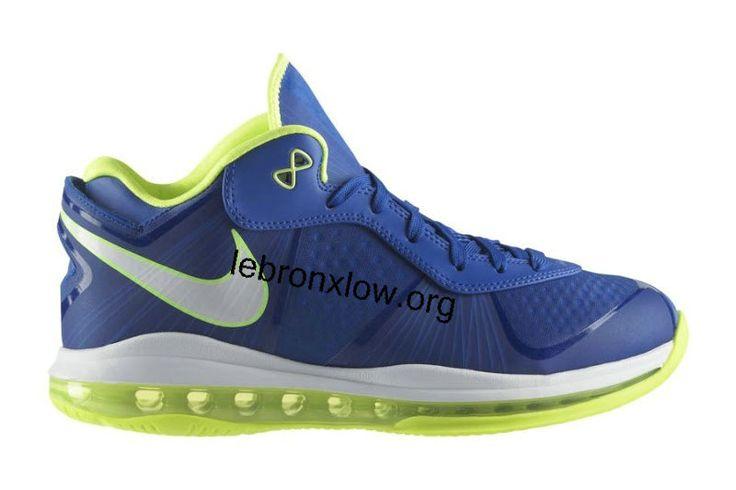 Lebron 8 Low Sprite Low blue citronLebron 8 Sprite