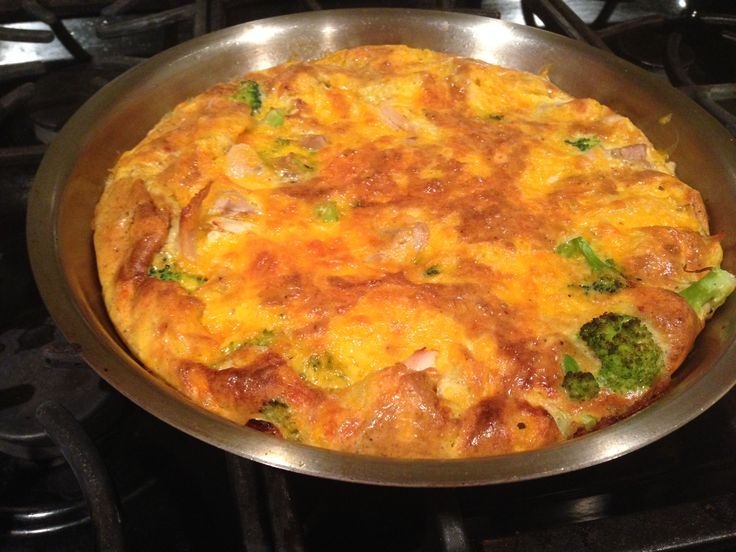... /index.php?nid=126&sid=27587759 Rotisserie Chicken Broccoli Frittata