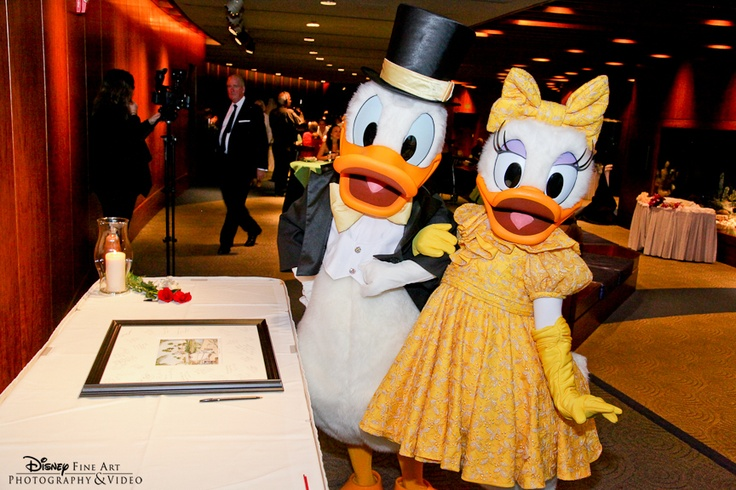 Donald and daisy duck married - photo#2