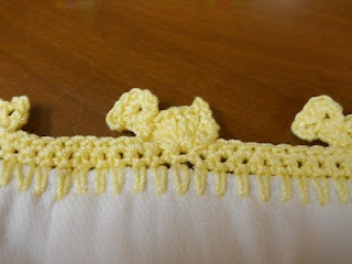 Free Crochet Pattern - Rubber Duckie from the Animals Free