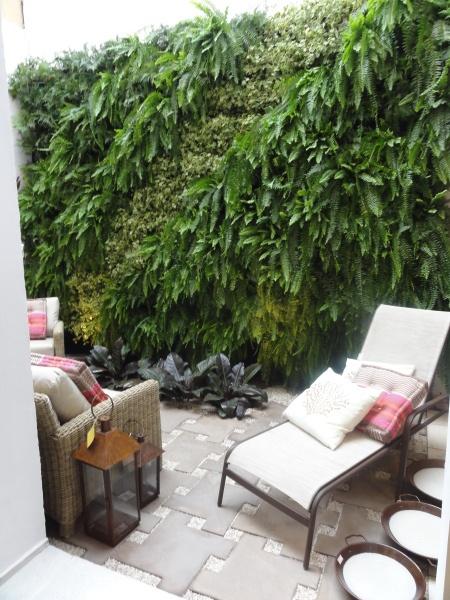 jardim vertical area externa ? Doitri.com