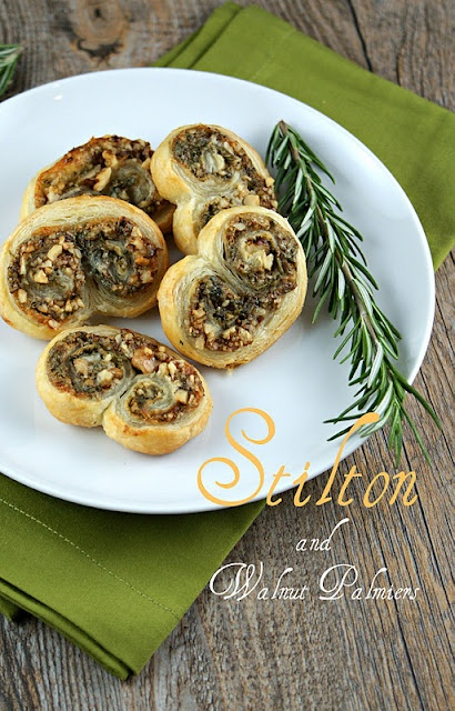 Stilton And Walnut Crackers Recipes — Dishmaps