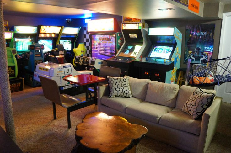 Game Room Game Room Pinterest