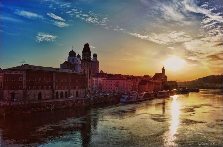 Passau Germany  City pictures : Passau, Germany...A definite