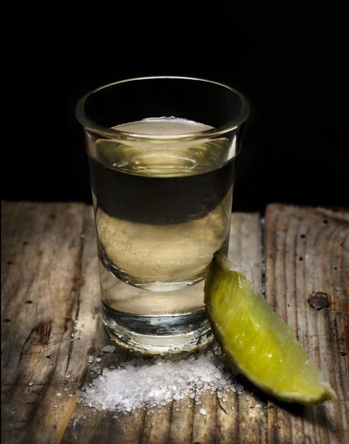Tequila shot drink pinterest for Best tequila shot recipes
