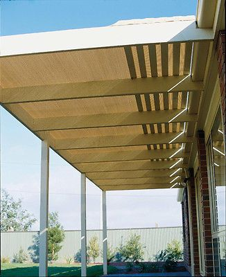 outdoor patio shade awning cloth sun canopy deck cover