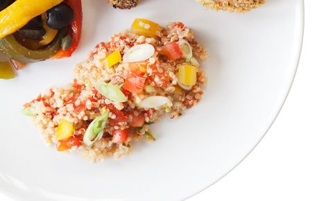 Quinoa Mexicana Salad Recipes — Dishmaps