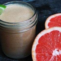 Grapefruit, Lime & Ginger Juice | zesty | Pinterest