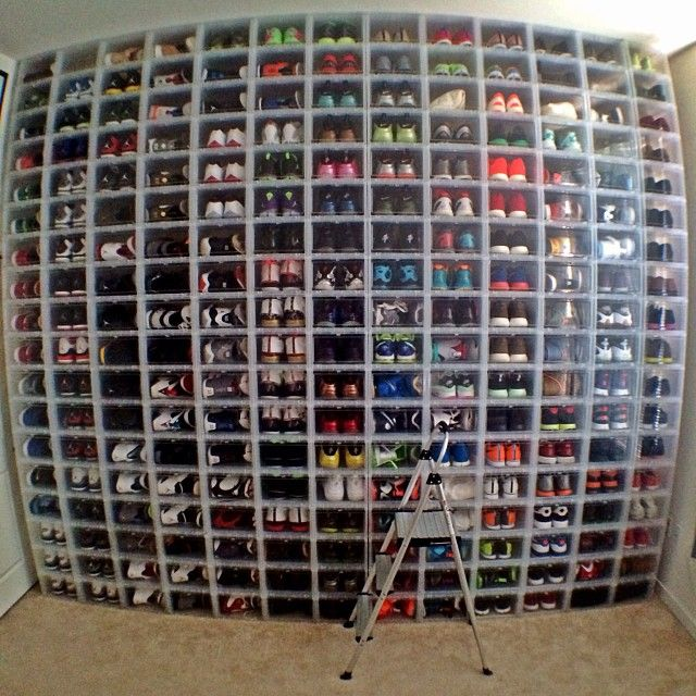 What a collection! #sneakers | OMG Shoes | Pinterest