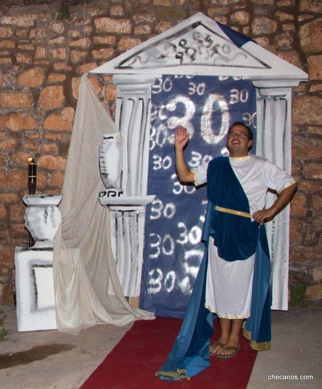 Decoracion Griega Para Fiestas ~ Decoracion puerta  Antigua Grecia  Pinterest