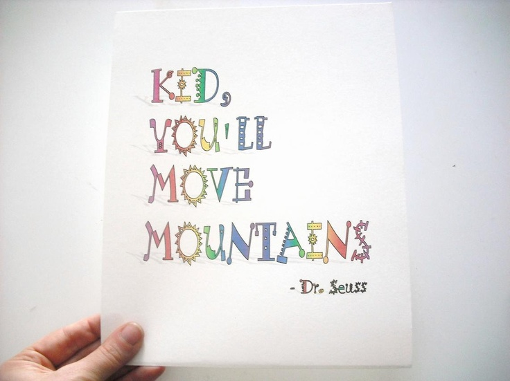 cute dr seuss quote for a kids room max 39 s next room