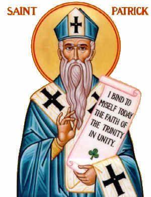 Saint Patrick Prayer