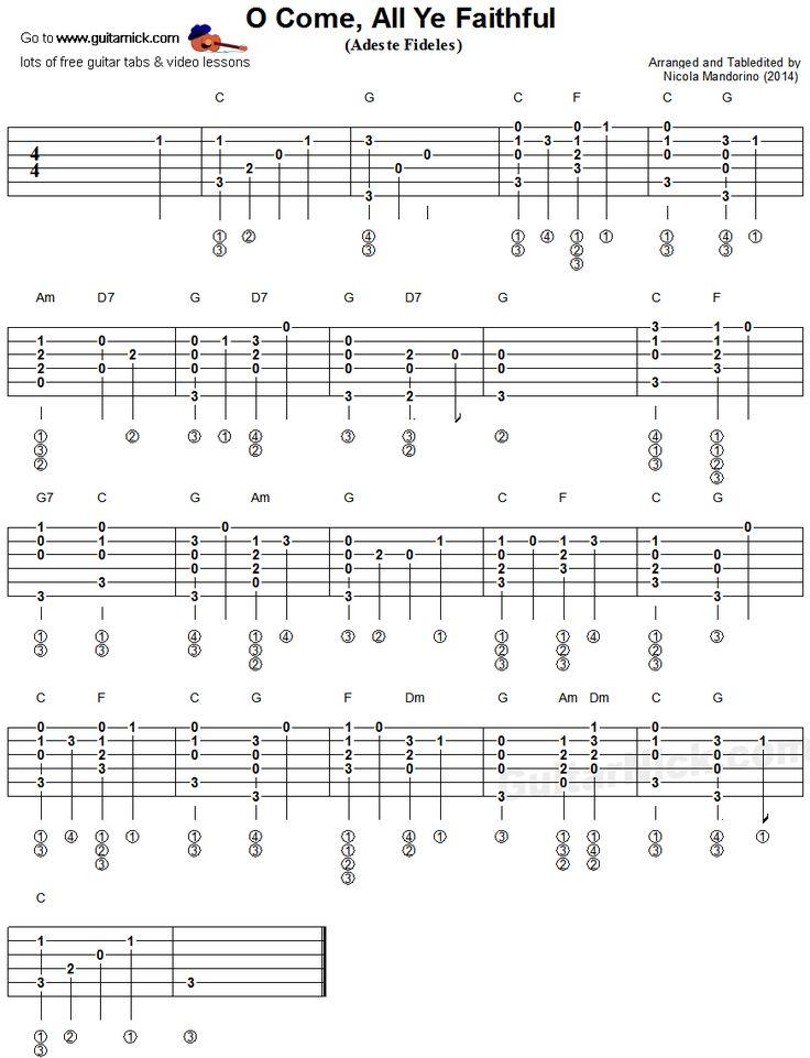 Modern Faithfully Journey Chords Elaboration - Beginner Guitar Piano ...