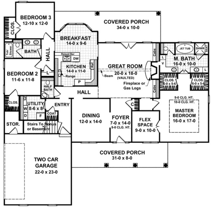 Pin By Carole James On House Plans Pinterest
