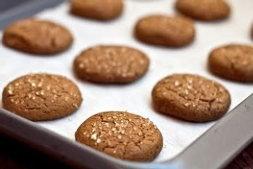 Big Soft Ginger Cookies | Cookies and pies oh my! | Pinterest