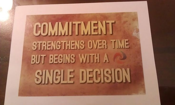 Commitment   Quotes   ...