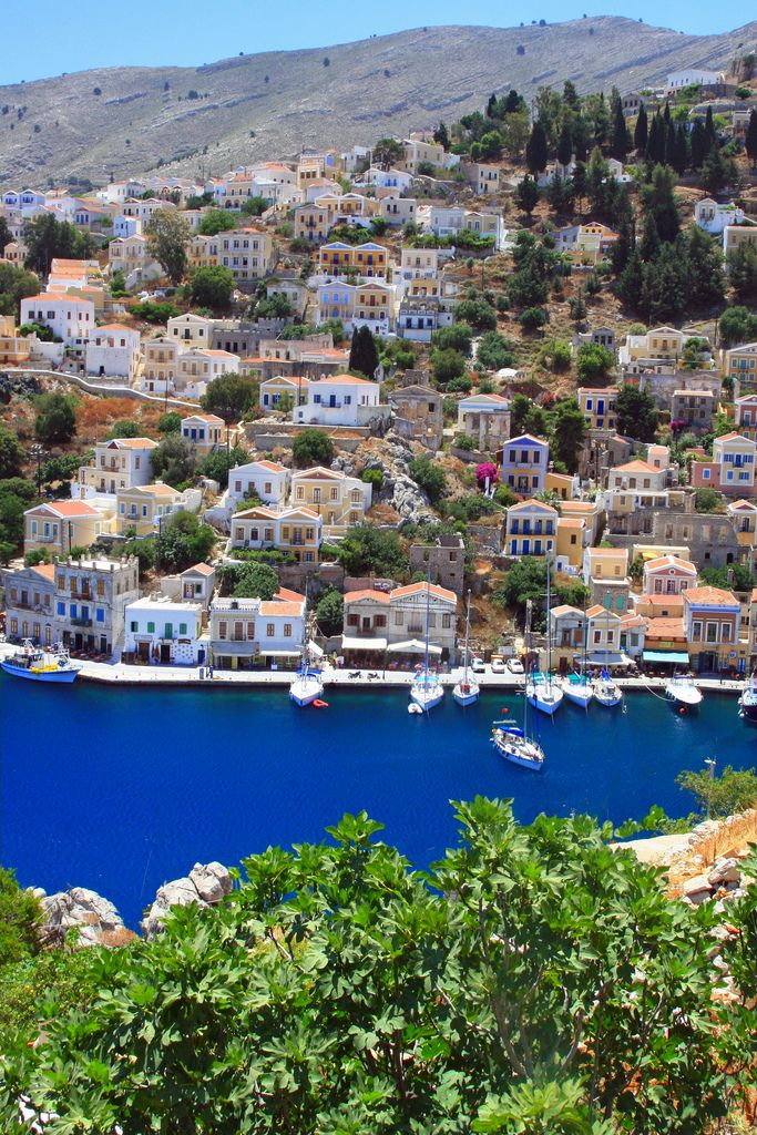 Symi Island Greece  city pictures gallery : Yialos, Symi island, Dodecanese, Greece | Amazing places | Pinterest