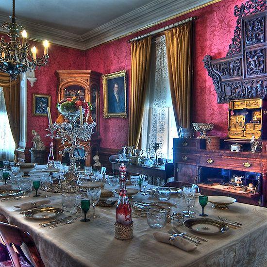 Dining Room 1800s Home Decor Pinterest