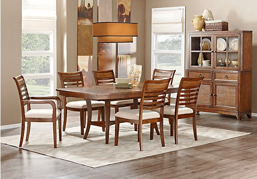 beach retreat dining room set for the home pinterest. Black Bedroom Furniture Sets. Home Design Ideas