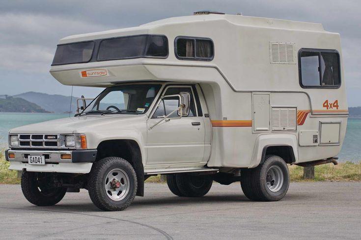 Elegant Motorhome RV And Campervan Photos