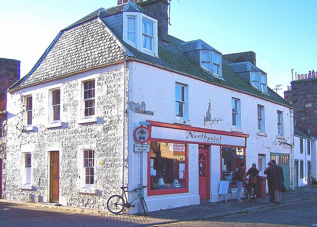 northpoint cafe st andrews scotland   had a little breakfast here