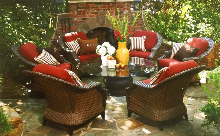 Patio Furniture by Peak Season available at our store! Make a ...