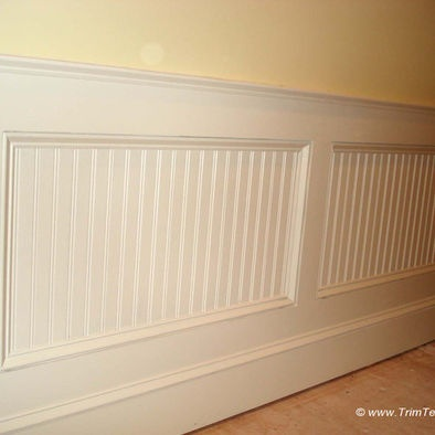 Wainscot and picture frames decorating misc pinterest