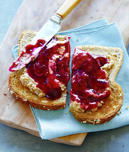 Pomegranate Jelly Recipe   Life's short, eat like there's no tomorrow...