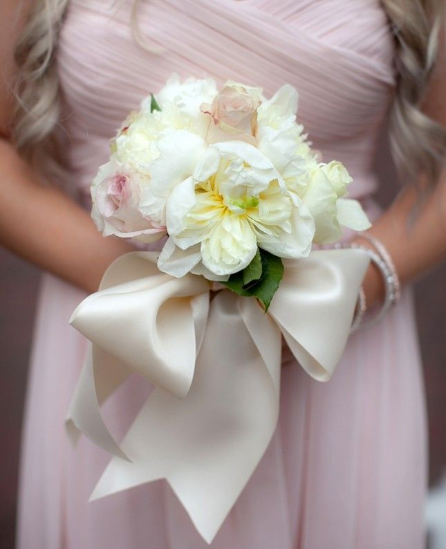 How To Wrap Bridal Bouquet With Ribbon : Beautiful bridal bouquet wraps to buy diy