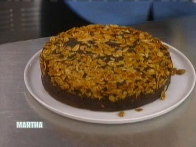 Chocolate-Almond Upside-Down Cake Recipe | Cooking | How To | Martha ...