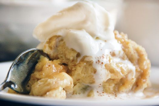 Really the best bread pudding ever. Serve piping hot with the cardamon ...