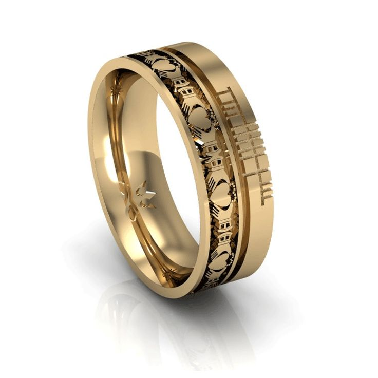 Wedding Rings For Men | Wedding bands for men | Pinterest