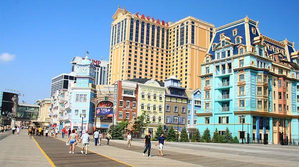 Best Beach Boardwalks: Atlantic City Boardwalk, Atlantic City, NJ