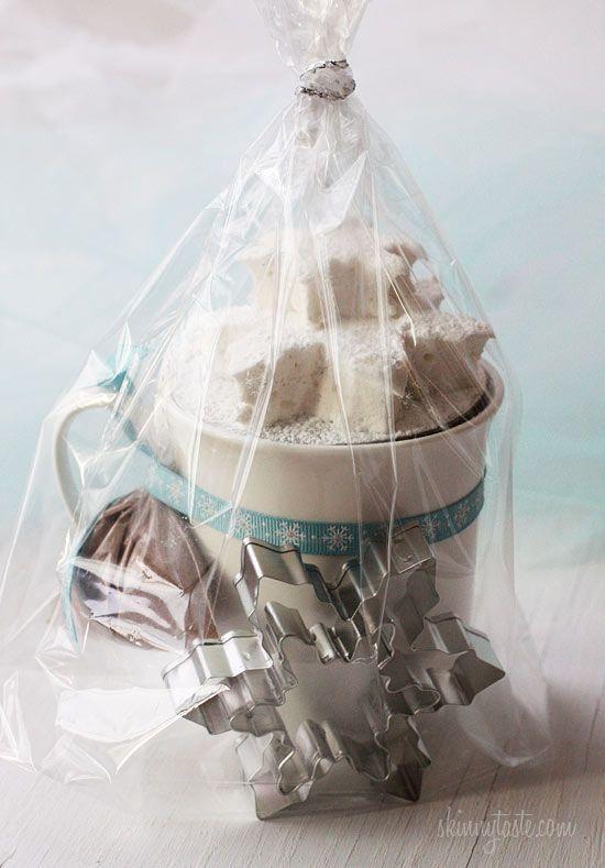 DIY Vanilla Bean Agave Marshmallows – add hot cocoa for a great ...