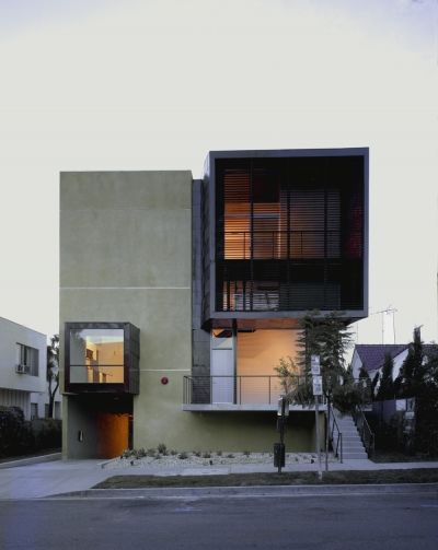 Orange Grove  Designed by Brooks + Scarpa Architects  Location: West Hollywood, California, USA