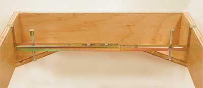 Undermount sink supports kitchen pinterest - Kitchen sink support brackets ...