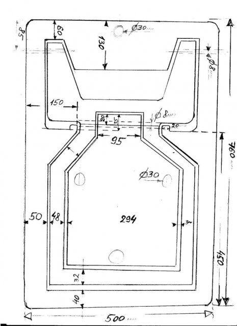 Раскладной стол своими руками чертежи с размерами 78