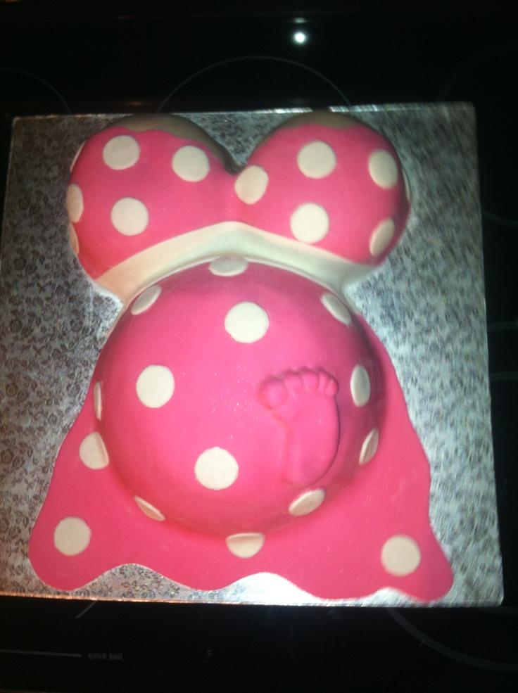 Image Baby Bump Cake Download