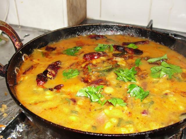 Food Flavours: Methi Dal | Menthi Kura Pappu | Lentils with Fenugreek ...