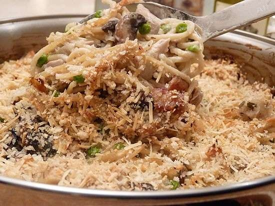 turkey tetrazzini | YUMMY! | Pinterest