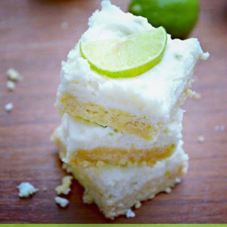 Key lime meltaways, no bake | desserts | Pinterest