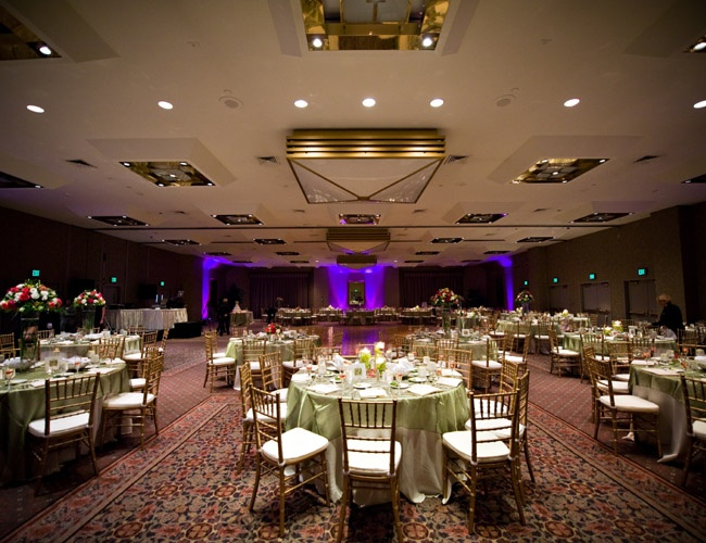 Doubletree Hotel Banquet Rooms